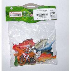 Животные Морские в пакете