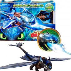 Дракон Dragon Беззубик огнедышащий