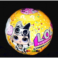 Кукла LOL- в шарике Неон