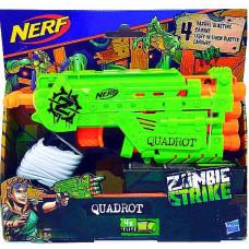 Nerf Hasbro Пистолет Зомби Квадрот