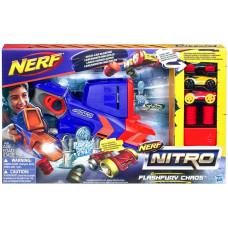 Nerf Hasbro Нитро Запускач Флэшфьюри