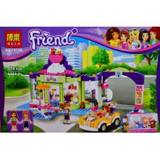 Констр. Friends 376дет Магазин йогуртов