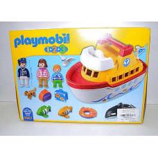 Корабль Playmobil для малышей