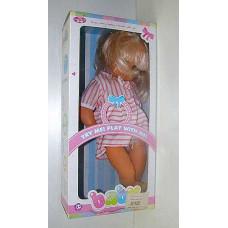 Кукла 40см в кор звук