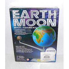 Научные игры 4M Земля и луна