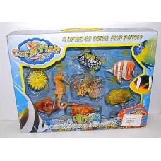 Пазл 4D корал Рыбки