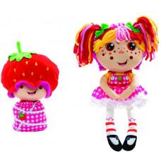 Кукла 1Toy Девчушка-Вывернушка лиц