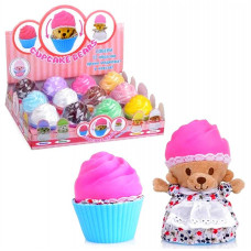 Куколка в пироженке Медвежонок АКЦИЯ