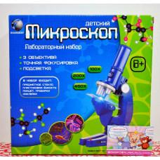 Микроскоп 100*200*450 Детский