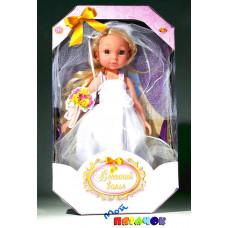Кукла ABtoys Весенний Вальс 25см