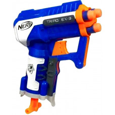 Nerf Hasbro Пистолет Элит Триад ЛЦ