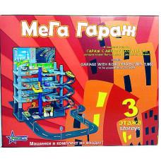 Паркинг Нордпласт Автопарковка 3 этажа