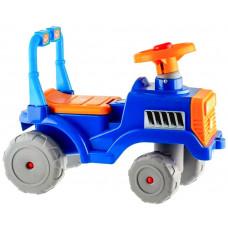 Машина каталка Беби трактор