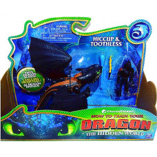 Дракон Dragon Беззубик с фигуркой