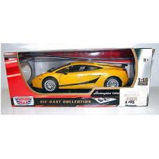 Маш. кол. 1:18 Motor Max Saleen Aston Lamborg