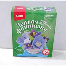 Лори ЛФ Легкая масса Голубые цветы
