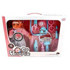Кукла Бонни у врача