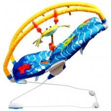 Качалка -люлька Баунсер TinyLove Подводный мир