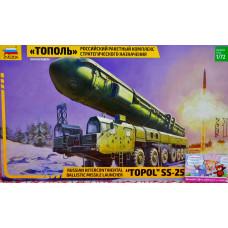 Звезда Ракетный комплекс Тополь