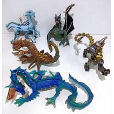 Жив. коллекция SaFArI Ltd Дракон Стимпанк