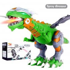 Динозавр на бат. звук свет Робозавр