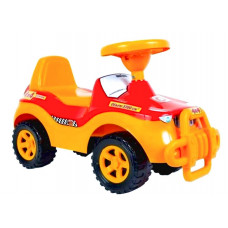 Машина каталка Джипик 25кг