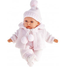 Кукла Antonio Juan 27см Азалия в розовом озвучен