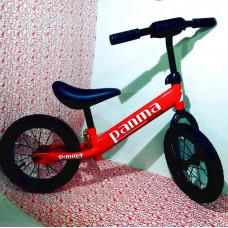 Велобег Беговел Panma Резиновые колеса