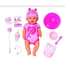 Кукла Baby Born интерактив. Роз