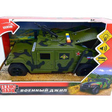 Маш. Truck Джип Военный ТехноПарк