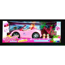 Машина для Барби + велосипед