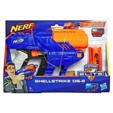 Nerf Hasbro Пистолет Шеллстрайк