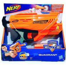 Nerf Hasbro Пистолет Аккустрайк Квадрант