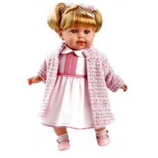 Кукла ARIAS 42см соска звук
