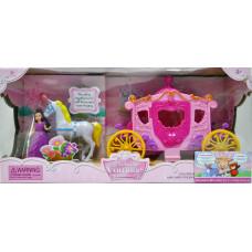 Карета принцессы Беллы+ лошадка