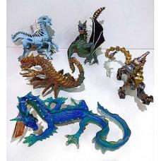 Жив. коллекция SaFArI Ltd Дракон Пустыни
