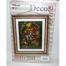 Пазл Step пласт. 500+550 Алиса