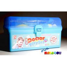 Аптечка доктора в чемодане