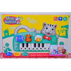 Пианино Коты
