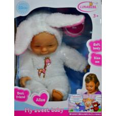 Кукла Пупс Малышка в костюме