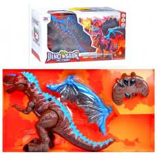 Динозавр р/у с крыльями