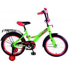 Велосипед '20' Юниор Зеленый