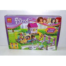 Констр. Friends 332д Игр. площадка Хартлейк