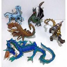Жив. коллекция SaFArI Ltd Дракон Морской