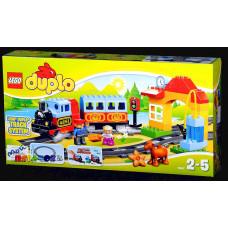 Констр. LEGO Duplo Паровоз Стоп!