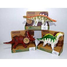 Животные Динозавр 30см в кор НИ