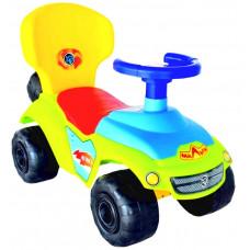 Машина каталка джип Юг-Пласт