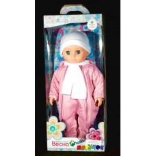 Кукла Весна 42см Пупс в комбинезоне