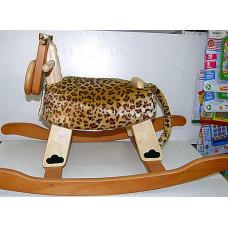 Качалка дер Леопард