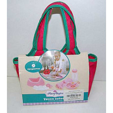 Аксессуары для куклы Мери Поппинс в сумке